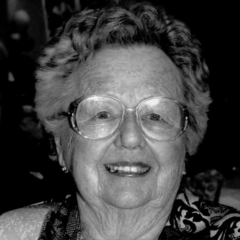 Anna Goettel - Fondatrice du Centre d'action bénévole de Cowansville - 1973-2006